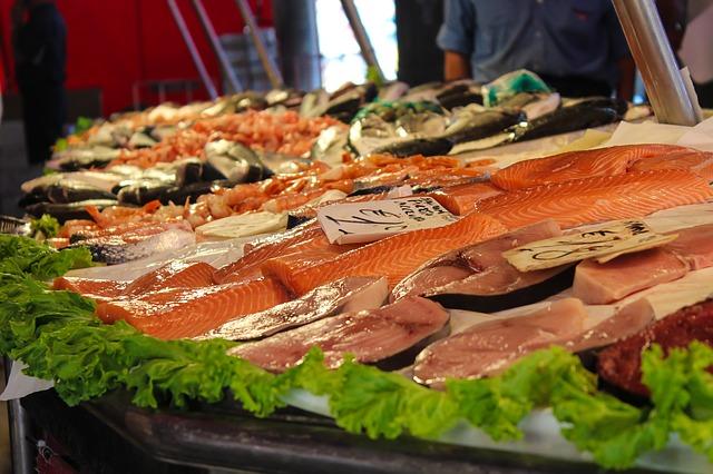 Tab dig ved at spise fisk