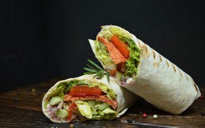 Sund mad kan også være fastfood