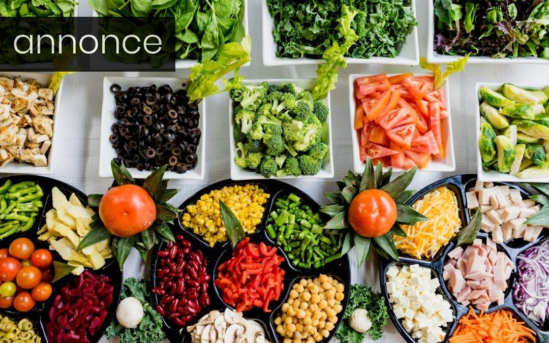 Hvordan vænner du dig til at spise sundere?