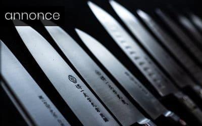 Køkkenknive – de rigtige knive er det halve arbejde